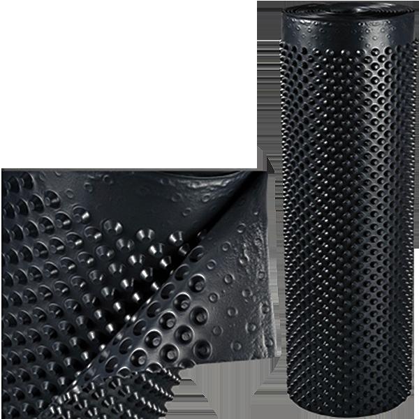 Nopová folie 400 g/m² 0,5 × 20 m
