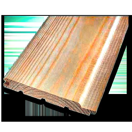 Obkladová palubka smrk A/B 12 mm x 96 mm x 3000 mm (Tloušťka x Šířka x Délka)